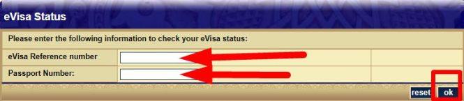 Kuwait Visa Check by Passport Number