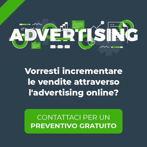 Preventivo Gratuito Advertising
