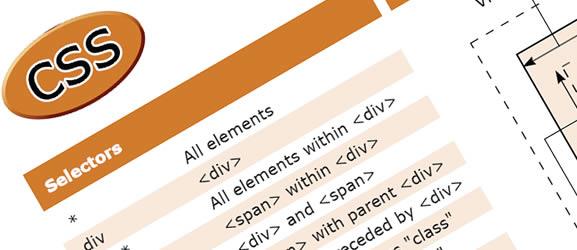 CSS Cheat Sheet (V2)