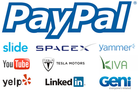 Why Did So Many Successful Startups Come Out of PayPal? | Web Resources |  WebAppers