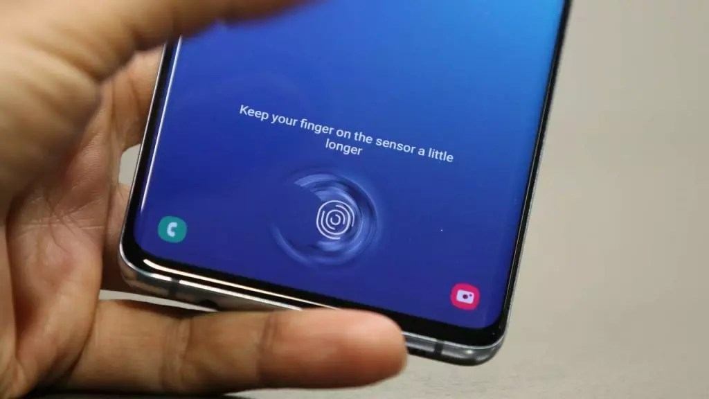 Bug Samsung Galaxy S10