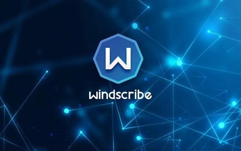 Windscribe VPN Gratis per Sempre