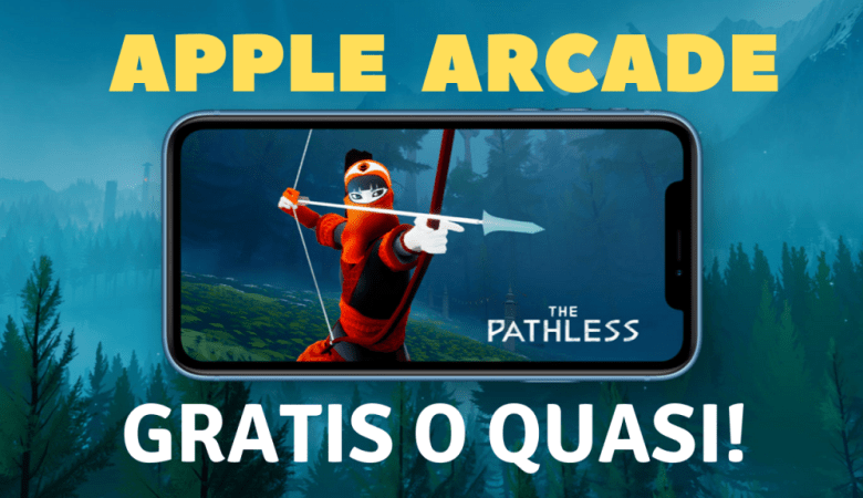 Apple Arcade Gratis