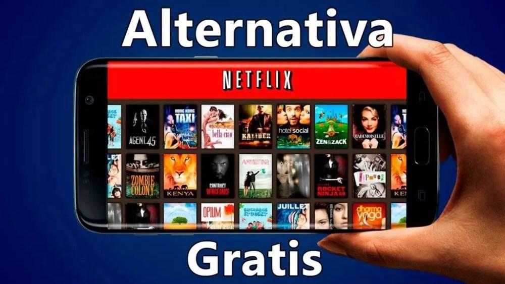Migliore Alternativa a Netflix Gratis e Senza pubblicità