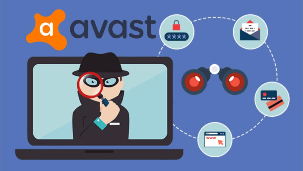Avast spia gli utenti e vende i dati alle aziende