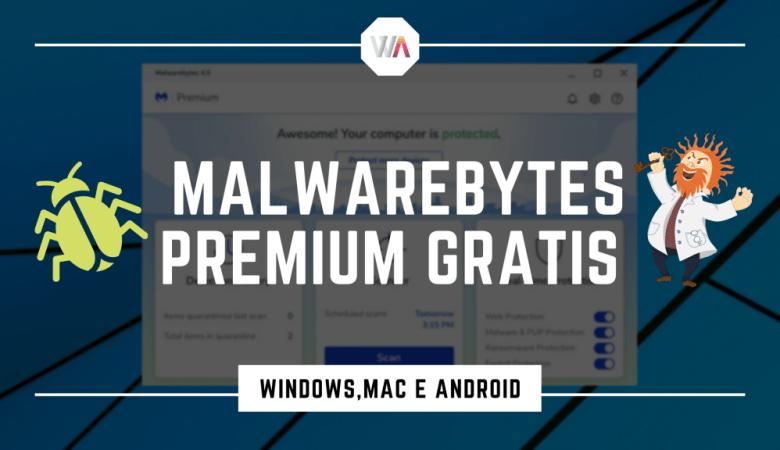 Malwarebytes Premium Gratis per 3 mesi