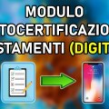 Modulo Autocertificazione Spostamenti su Smartphone 0002