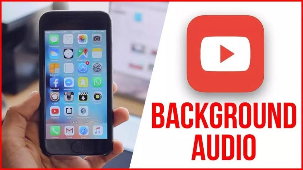 Youtube in Background su iOS Gratis e senza Jailbreak