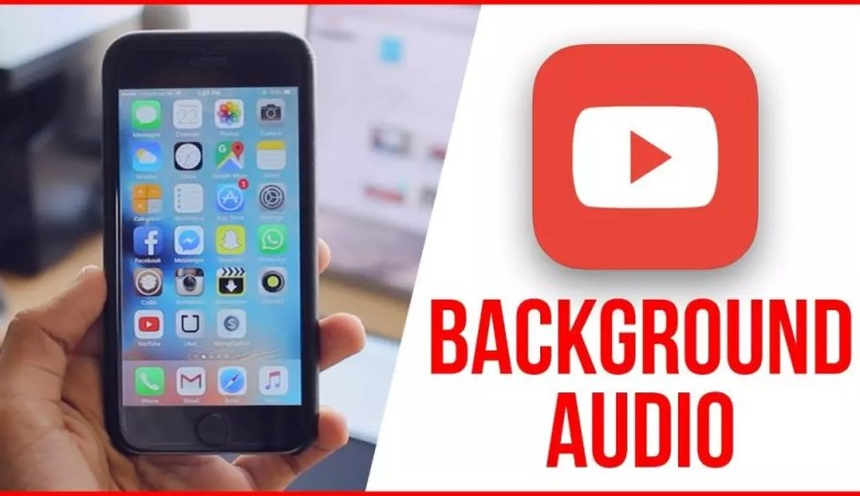 Youtube in Background su iOS Gratis e senza Jailbreak