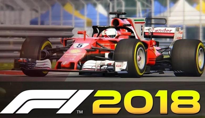 SCARICARE F1 2018 GRATIS