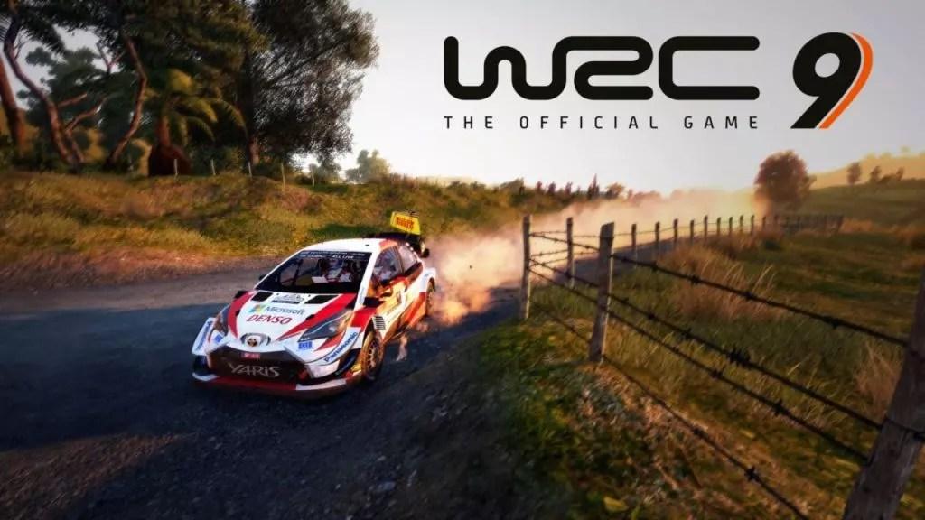 WRC 9 PC Crack