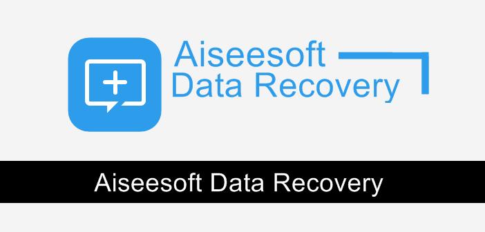 Aiseesoft Data Recovery gratis