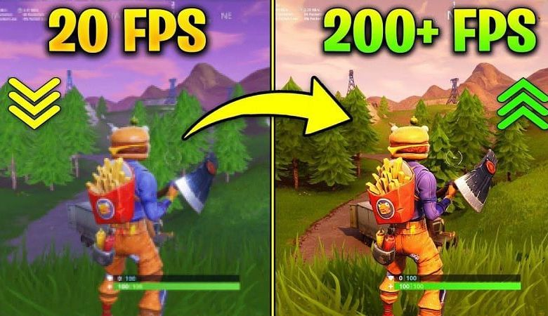 Come aumentare gli FPS su Fortnite
