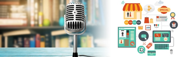 Podcast sur le web