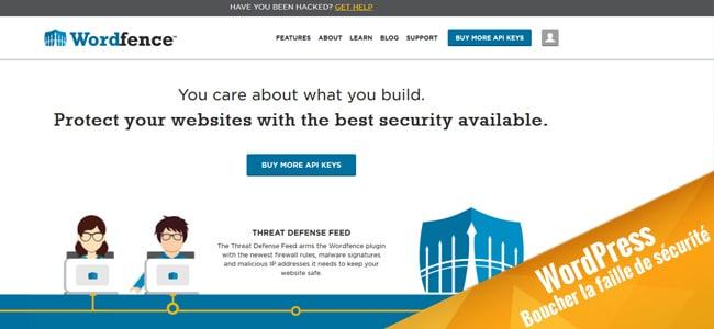 Sécurisez votre WordPress avant d'être hacké