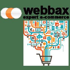 Logo Webbax - Spécialiste E-commerce