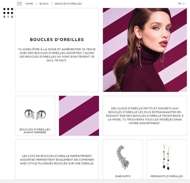 Site Accessories | Bijoux