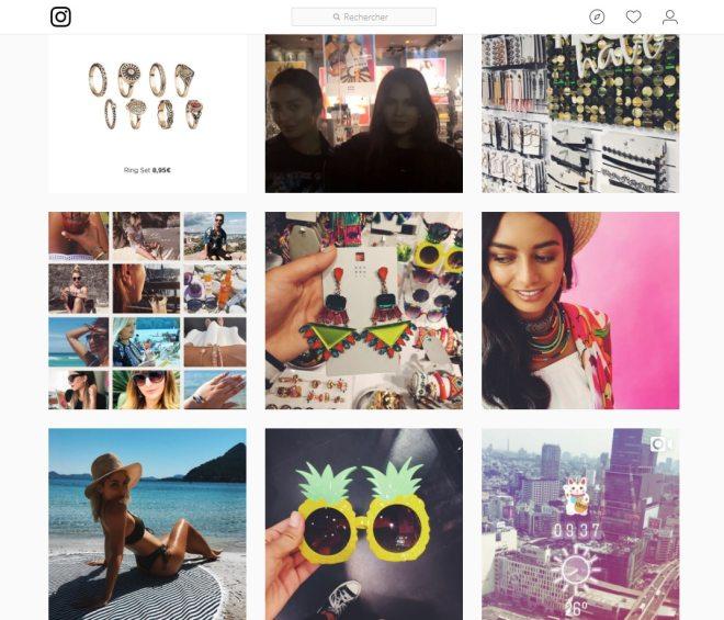 Six Accessories Instagram