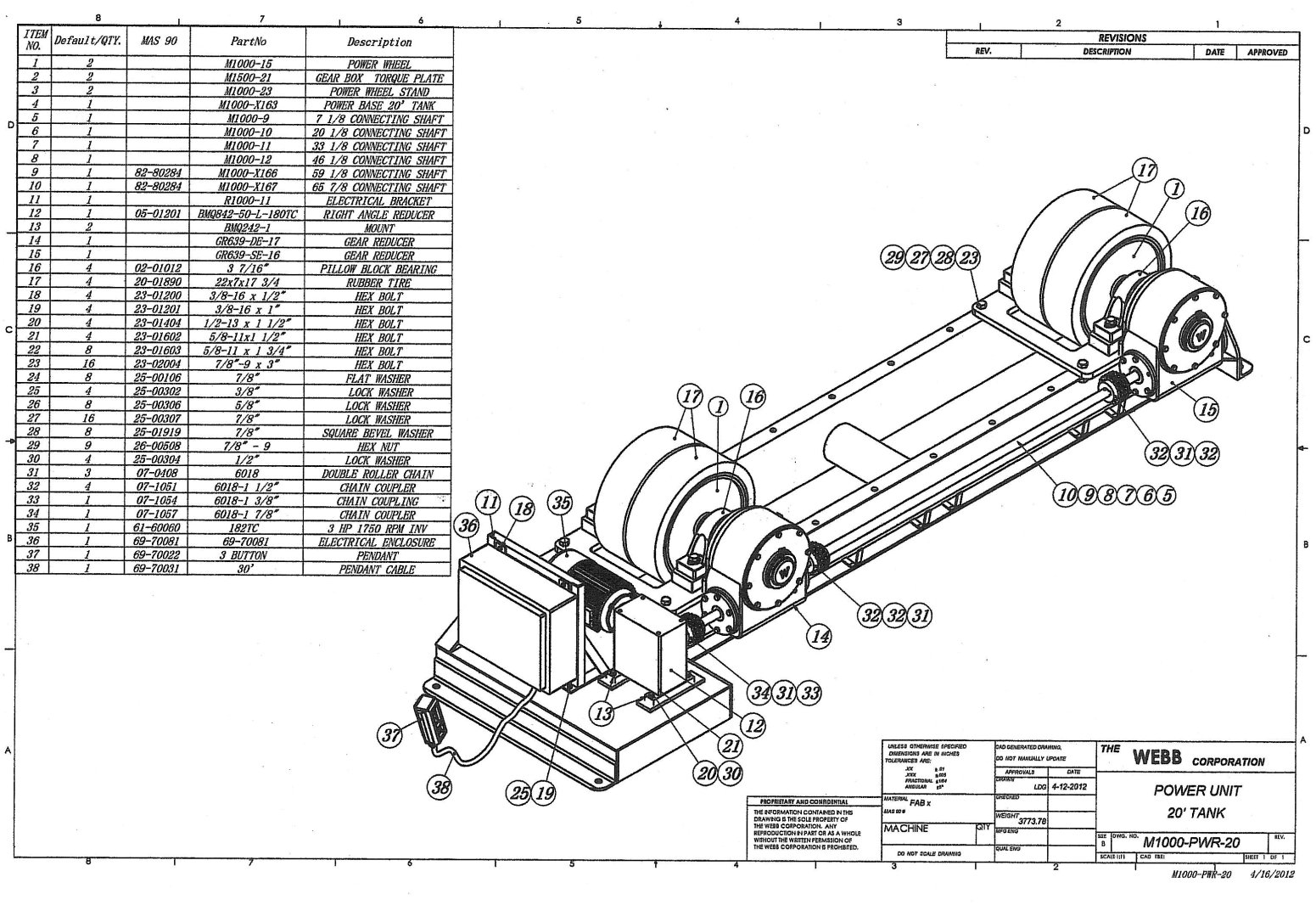 Webb Corporation Your Headquarters For Turning Rolls And