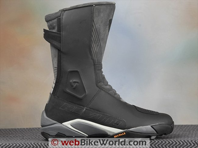 Rev It Apache Boots Review Webbikeworld