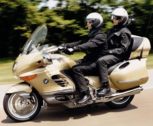 BMW K1200LT - R1200GS Named Motorcycle of the Year ...