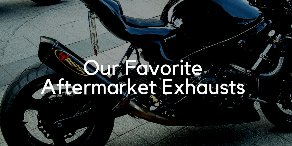 motorcycle exhaust systems webbikeworld