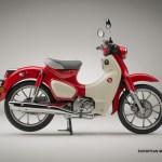2020 Honda Super Cub C125 Abs Specs Info Wbw