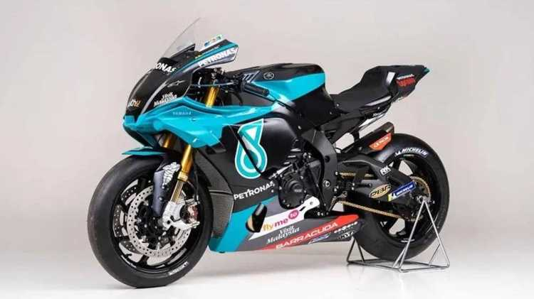 Yamaha Reveals MotoGP Limited Edition Petronas SRT YZF-R1 Replica