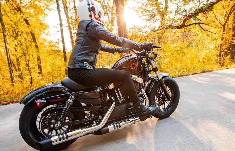 2021 harley davidson forty eight specs