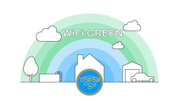 WiFi hotel Green