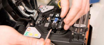 servizio riparazione fibra a fusione