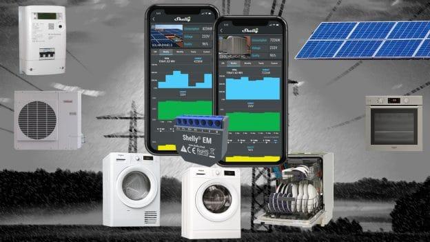 Come controllare e misurare consumi elettrici