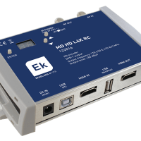 Modulatore digitale Ekoax 1 ingresso HDMI HD LOOP HDMI 4K