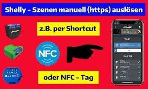 Shelly 1 V3 Relè Wireless Apricancello TAG NFC