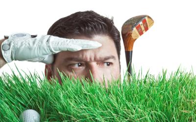 la fine delle palline da golf perse? La tecnologia RFID!