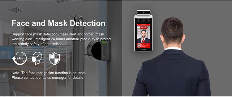 lettore green pass biometrico