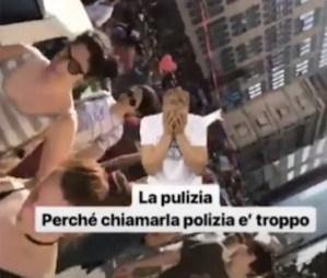 """Stella Manente contro il Pride di Milano: """"Perché Hitler non esiste più?"""""""