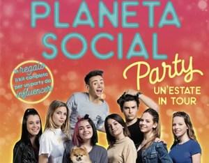 Planeta Social Party – Summer Edition, arriva in libreria il libro con Rosalba, Gabriele Vagnato e Marta Losito