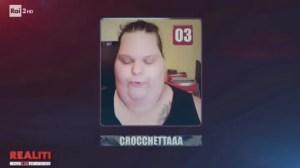 Crocchettaa diventa concorrente di Realiti: ecco cos'hanno detto di lei Enrico Lucci e i suoi ospiti- Video