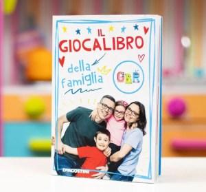 Arriva in libreria il primo Giocalibro della famiglia GBR, la family più giocherellona (e seguita) di YouTube