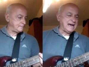 """Chi è Domenico Bini, il cantante del video virale """"Sta andando tutto male"""""""