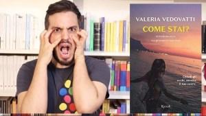 """Matteo Fumagalli stronca """"Come stai?"""" di Valeria Vedovatti: """"E' una roba abominevole"""""""