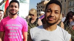 Chi è Richard Thunder, lo youtuber attivista LGBTQIA+?