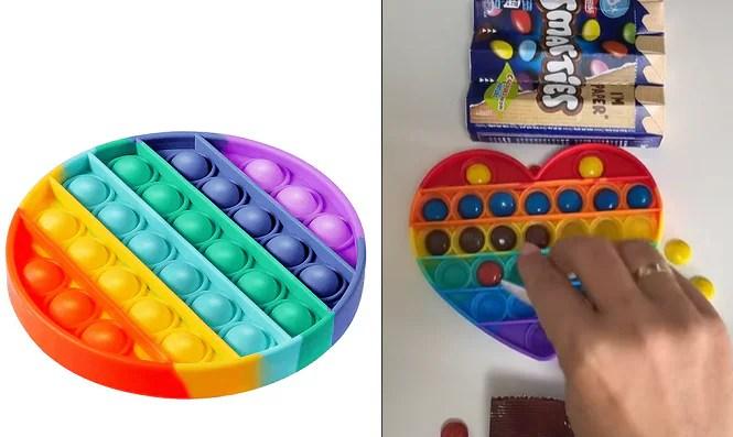 Pop It, cos'è e a cosa serve questo oggetto? (No, non serve per farci le ricette!)