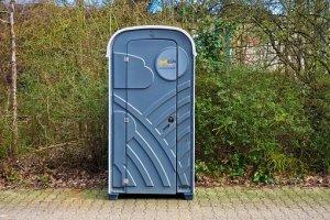 Toilet bin