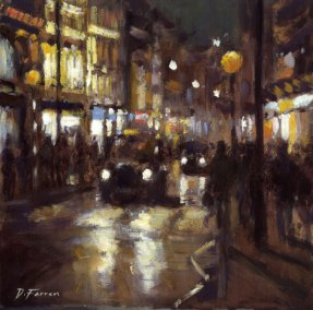 Night Taxi, Covent Garden