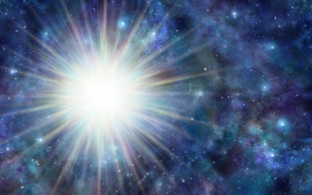 Energy bursts in space outshine Sun