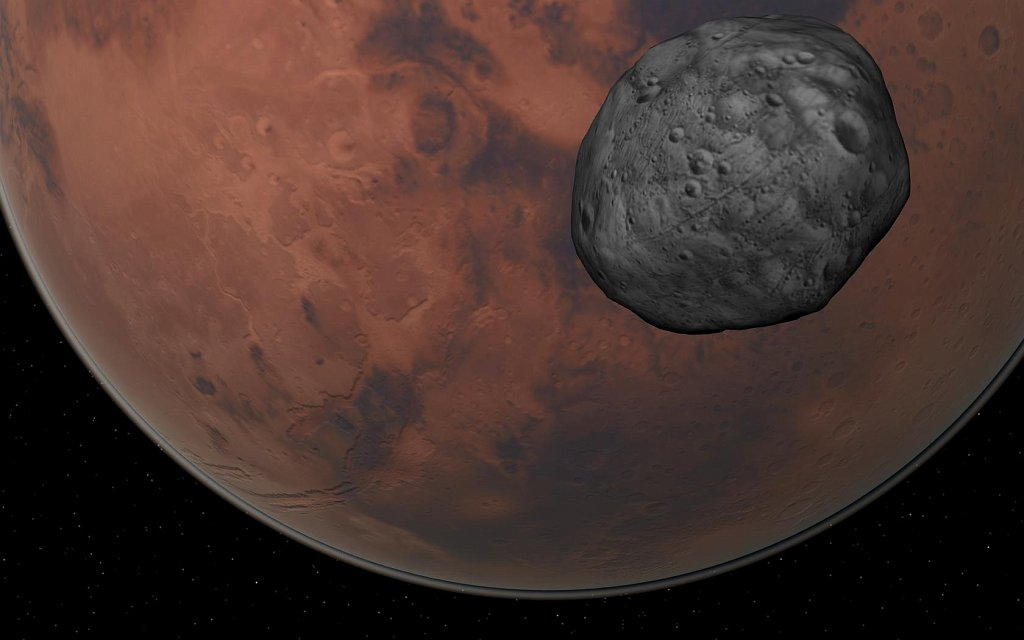 JAXA Plans A Mission To Return Samples From Mars' Phobos - Webby Feed