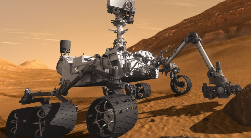 Mars 2020 Rover is Going Through Final Preparations Before Launching to the Red Planet - Webby Feed