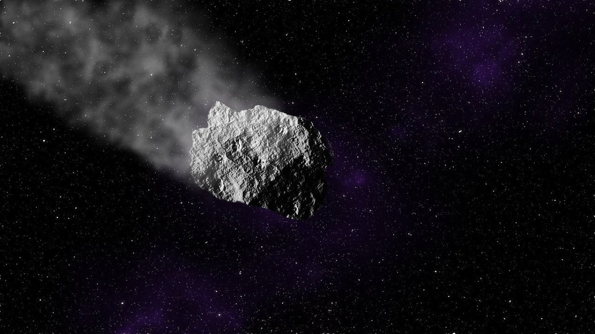 Asteroid OR2 Looks Like Wearing A Face Mask In Recently Released Images